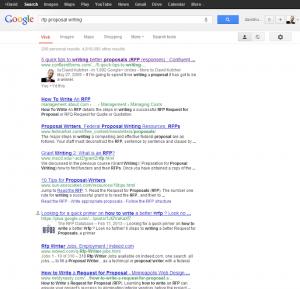 rfp+proposal+writing+++Google+Search