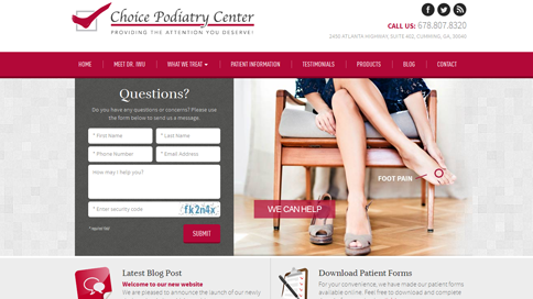 Choice Podiatry Center